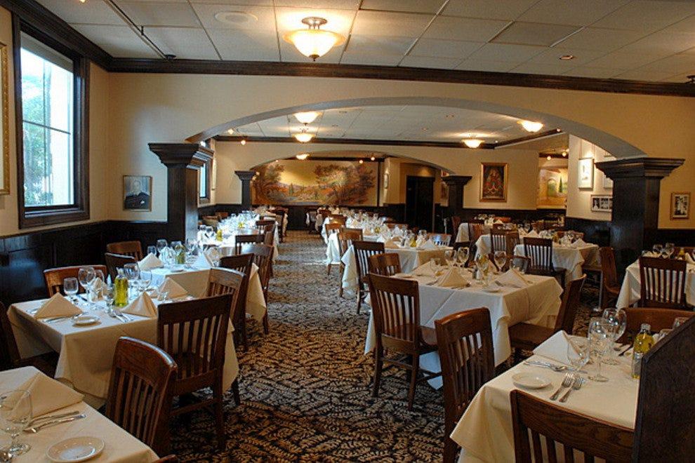 Damian S Cucina Italiana Houston Restaurants Review