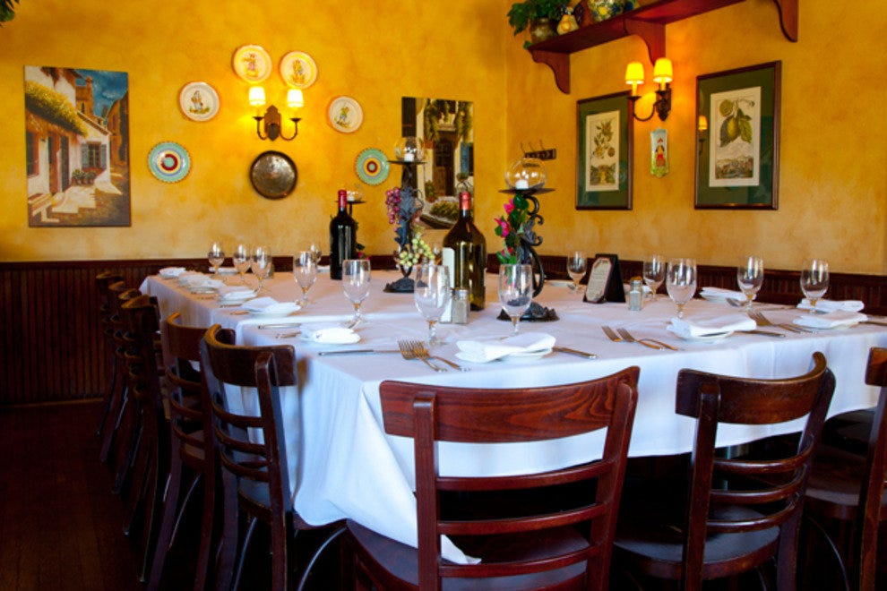 Houston italian food restaurants best restaurant reviews