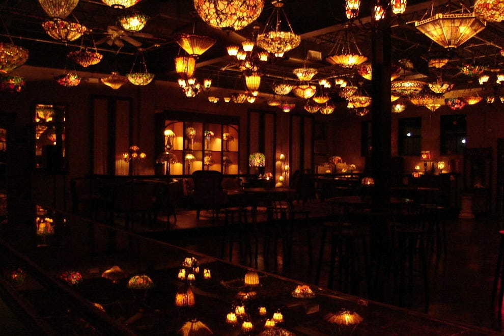 Nouveau Antique Art Bar Houston Nightlife Review 10best