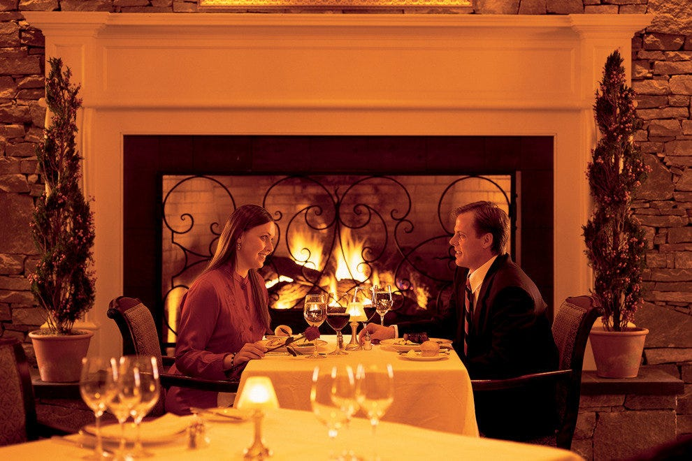 The Dining Room At Inn On Biltmore