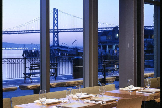 Restaurant Slideshow Restaurants With Views In San Francisco