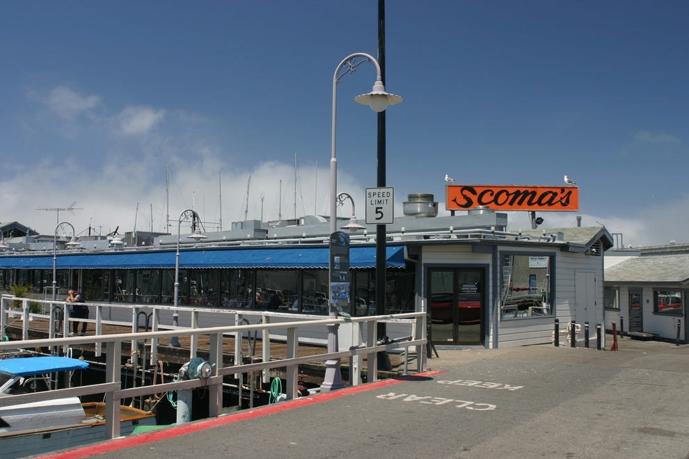 Scoma 39 s san francisco restaurants review 10best experts for Fish store san francisco