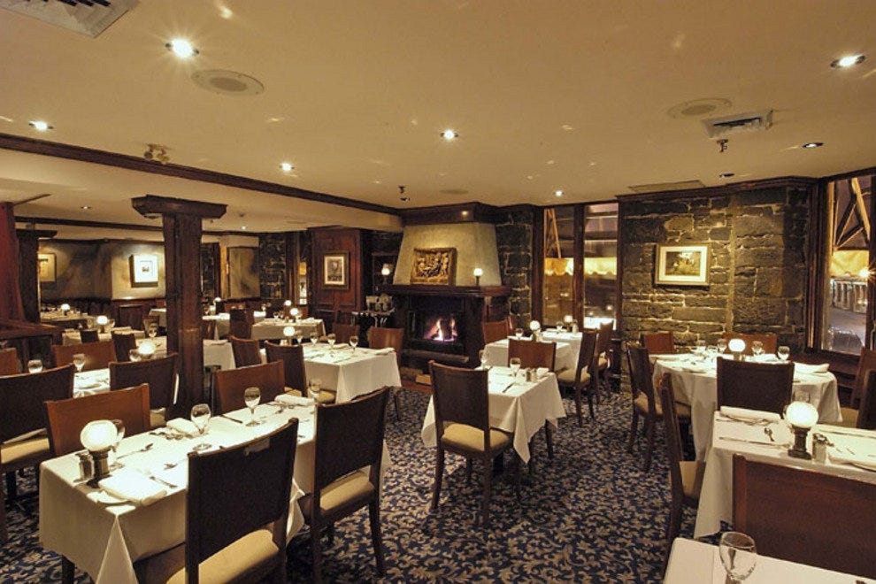 Restaurant du vieux port montr al restaurants review 10best experts and tourist reviews - Restaurants old port montreal ...