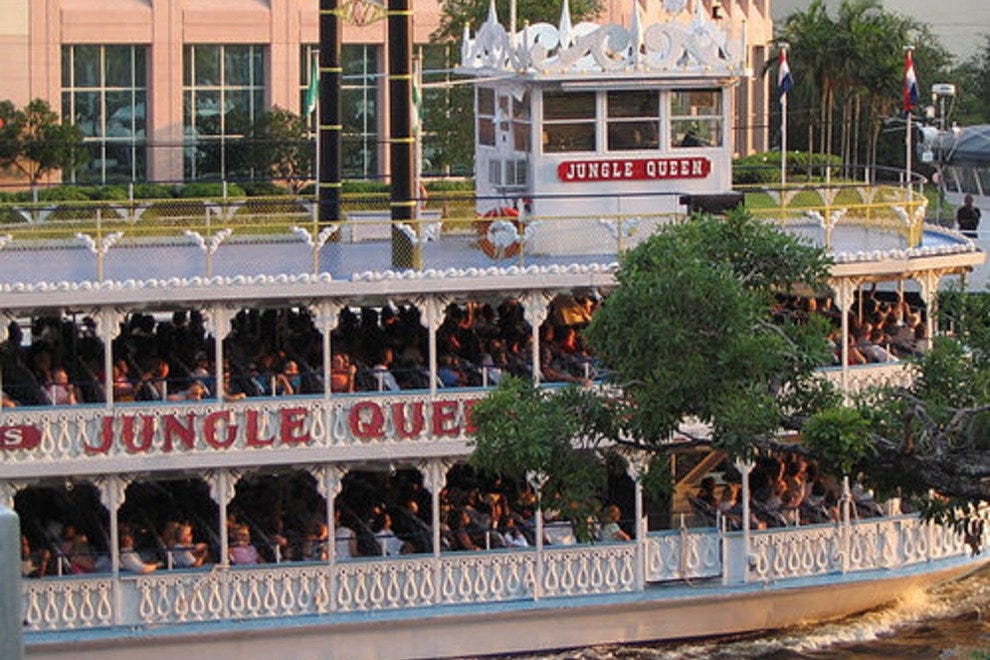 Jungle Queen Riverboat Tours