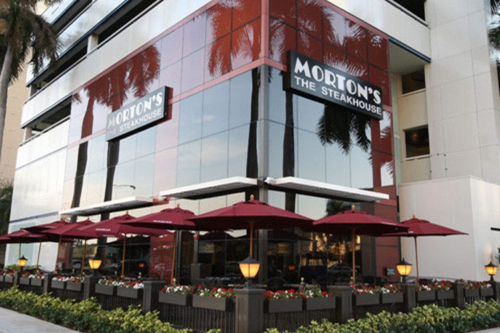 Morton's The Steakhouse - Ft. Lauderdale