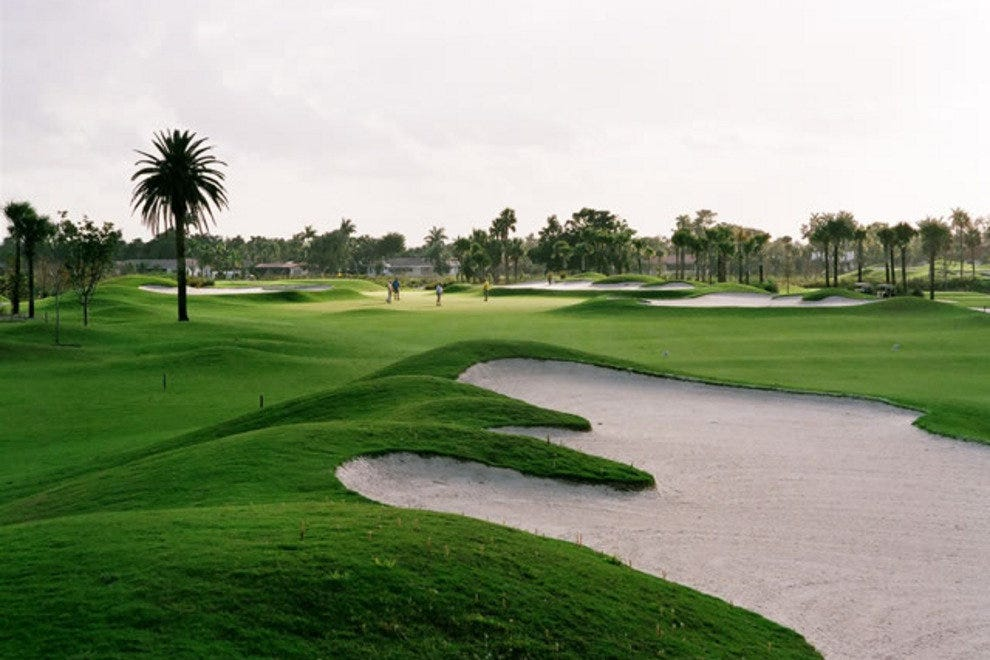 Hollywood Beach Golf Country Club Golf Course