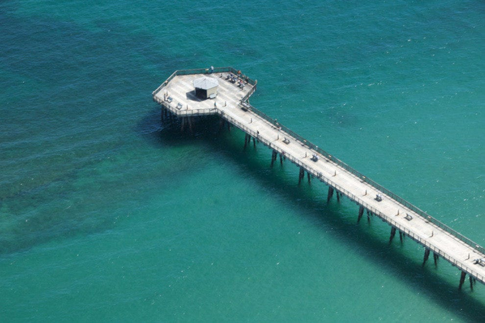 Pompano beach fort lauderdale attractions review 10best for Pompano fishing pier