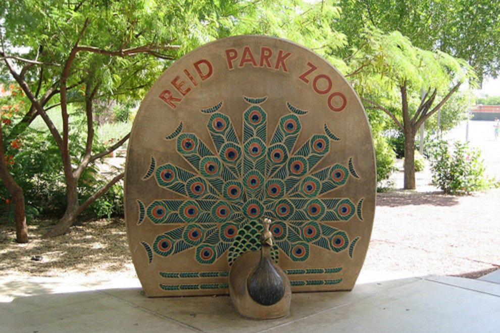 瑞德公园动物园