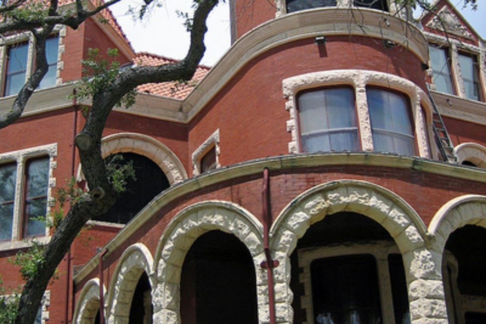 Moody Mansion Museum: Galveston Attractions Review