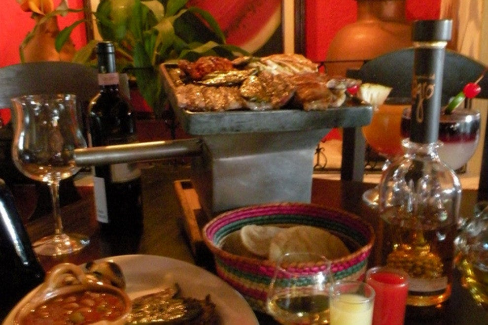 Best gay- friendly restaurant: La Parrilla is one of the