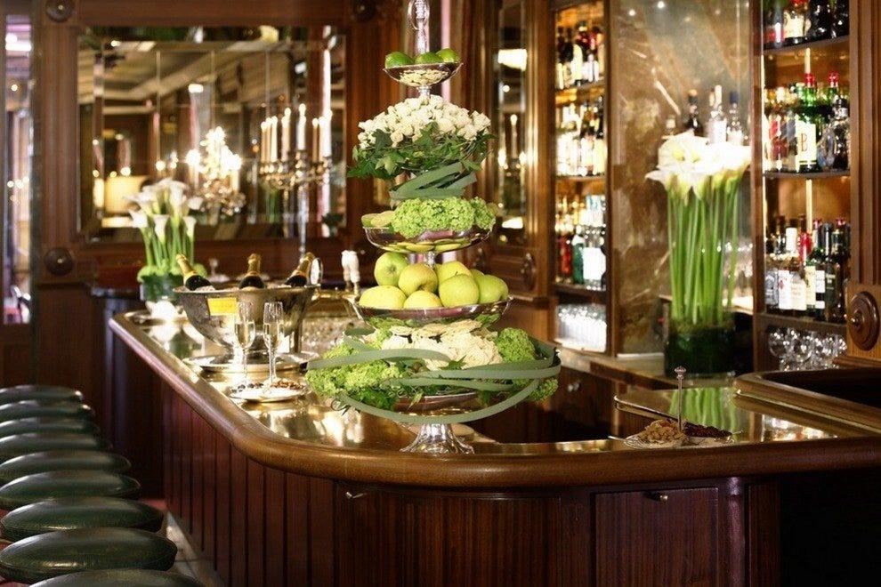 Anna sacher vienna restaurants review 10best experts for Austrian cuisine vienna