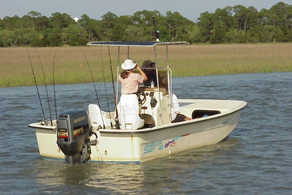 Sundial fishing charters savannah attractions review for Deep sea fishing savannah ga