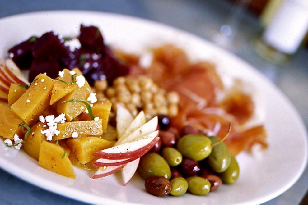 Napa valley italian food restaurants 10best restaurant for A new napa cuisine