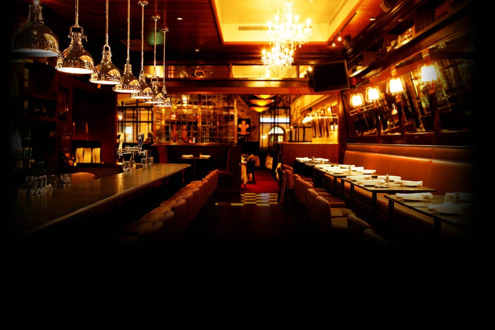 Detroit seafood restaurants 10best restaurant reviews for Detroit fish market