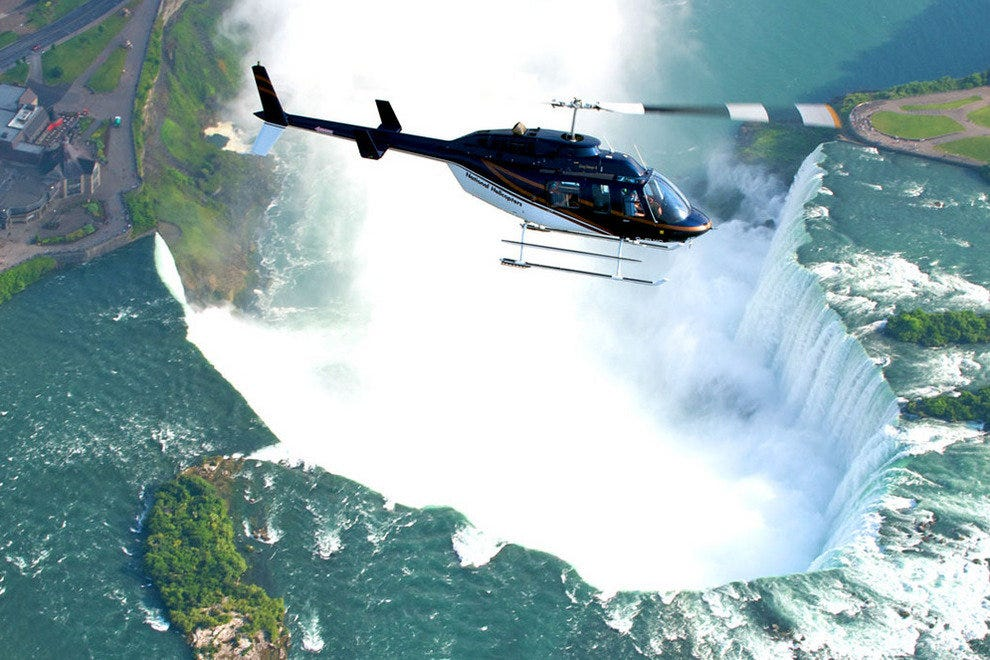 National Helicopters Discover Niagara Adventure