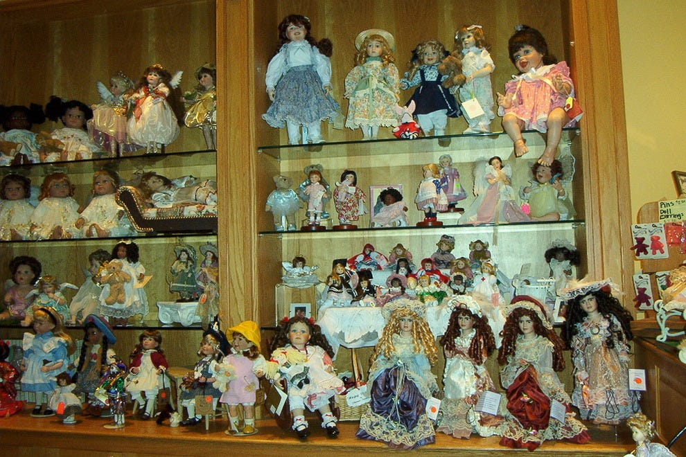 Enchanted Mansion Doll Museum