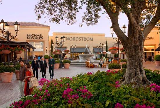 Fashion Island California List Of Stores