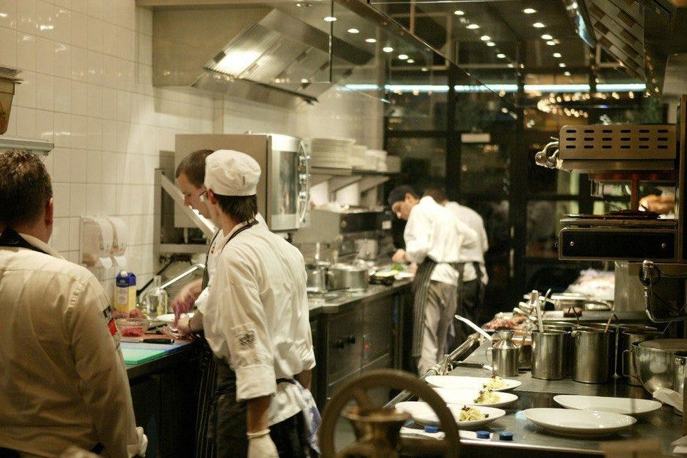 Restaurant Le Garage : Restaurant le garage in amsterdam restaurant reviews menu and