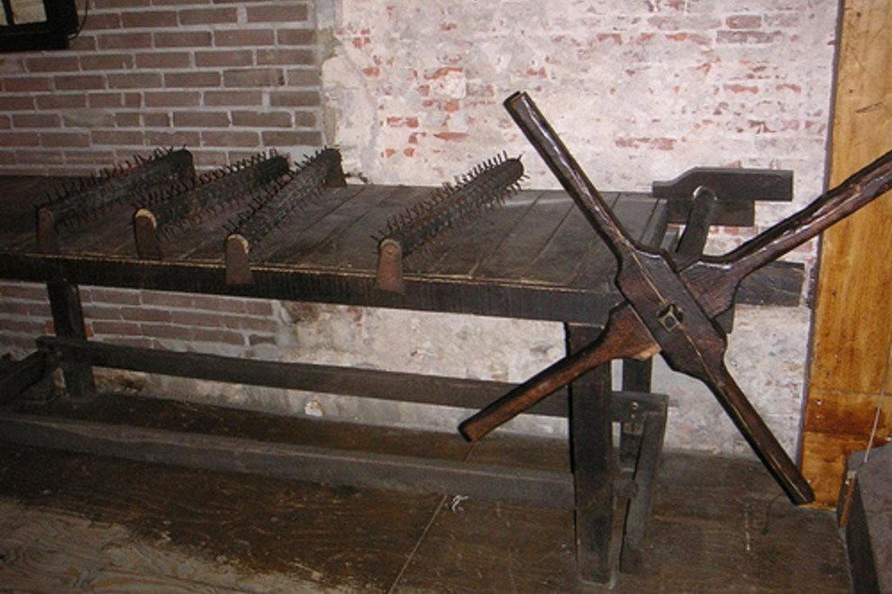 Torture Museum Amsterdam Attractions Review 10best