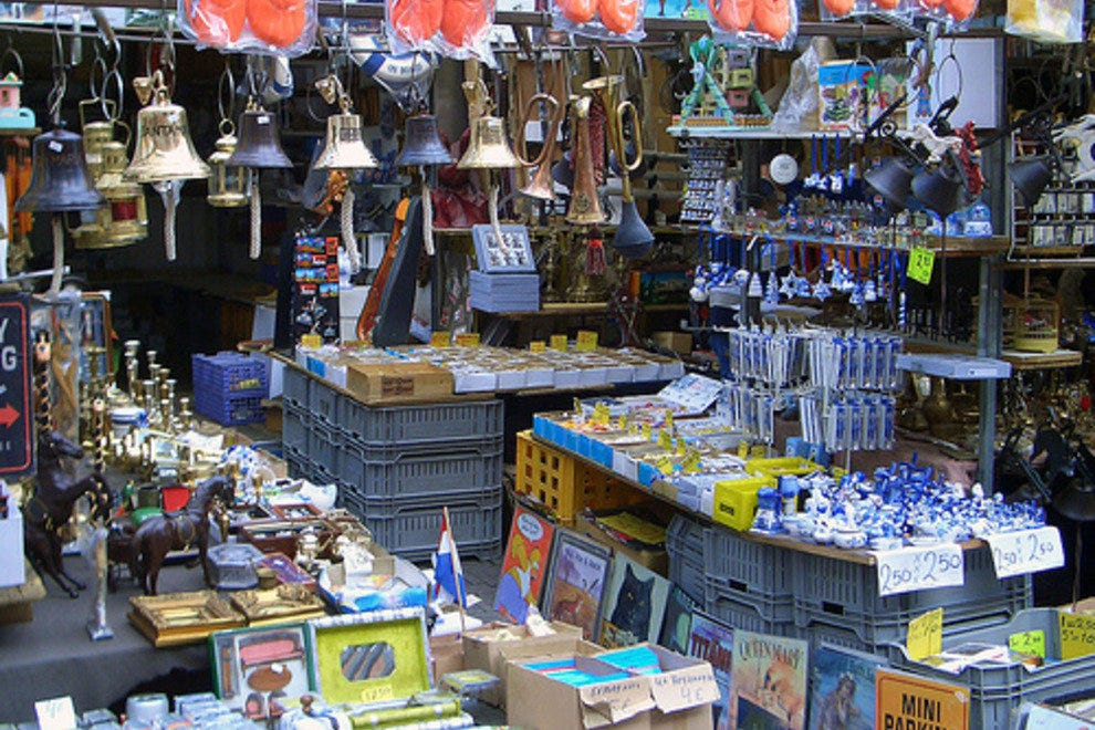 Waterlooplein Flea Market Amsterdam Shopping Review 10best Experts And Tourist Reviews