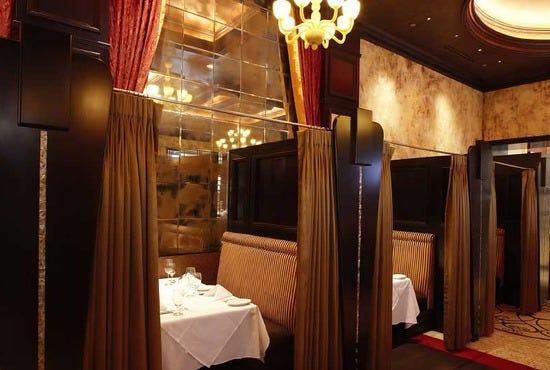 Ruth S Chris Steak House Orange County Restaurants Review