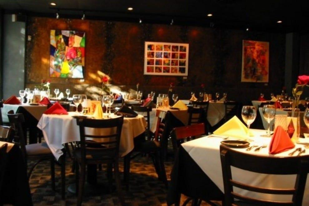 Broadway Cafe Kansas City Menu
