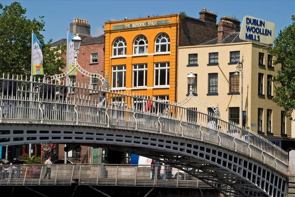 Great Early Bird Deals In Dublin. there are some great bargains to be had if you can dine out off peak in this city.