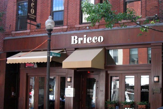 Bricco Boston Restaurants Review 10best Experts And Tourist Reviews
