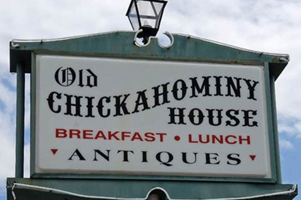 Old Chickahominy House