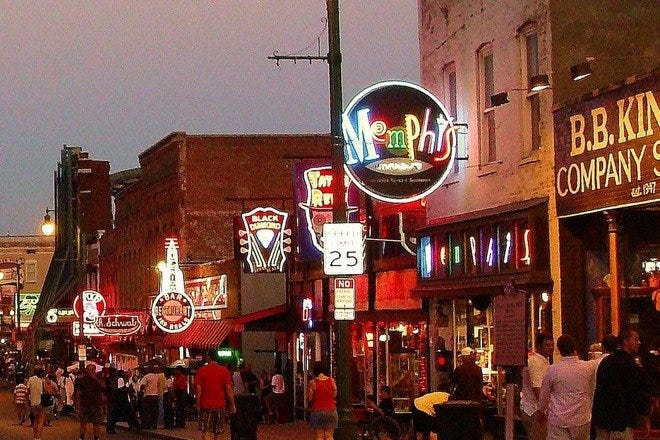 Beale Street Historic District