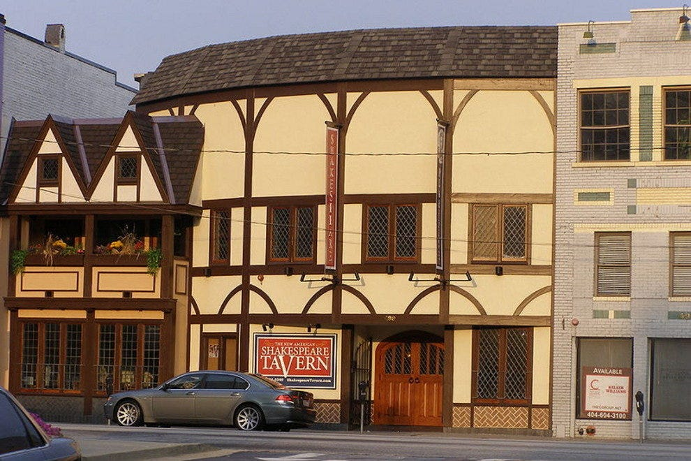 The New American Shakespeare Tavern