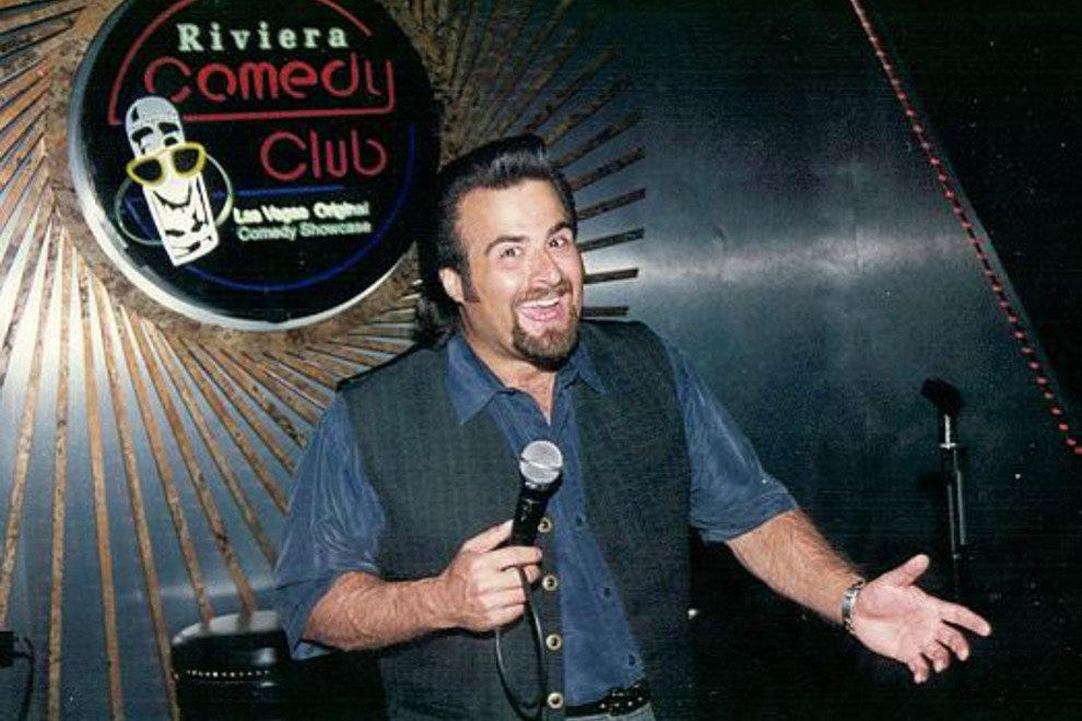 Riviera Comedy Club