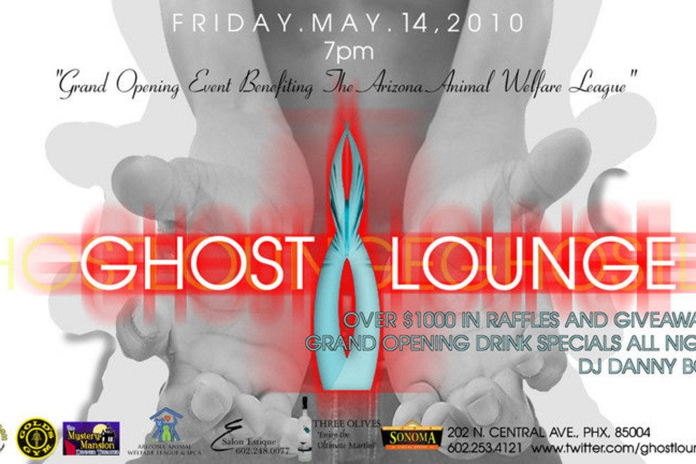 Ghost Lounge at Hotel San Carlos