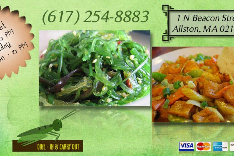 Best Vegan Restaurants Boston Ma