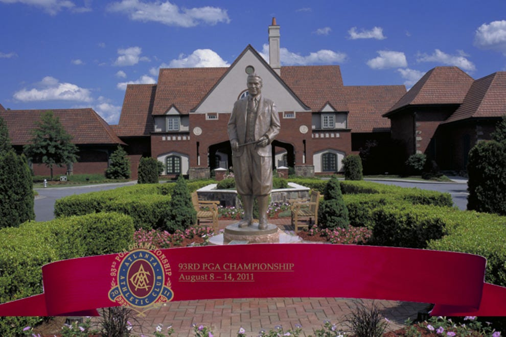 Atlanta Athletic Club – Highlands Atlanta Attractions