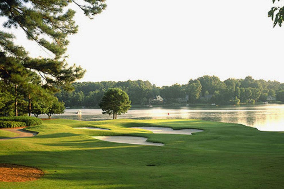The Golf Club of Georgia – Lakeside