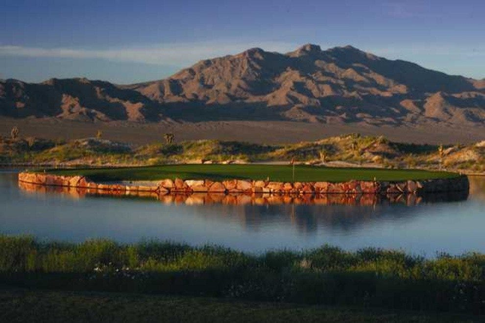Sun, Snow & Wolf Golf Courses at Las Vegas Paiute Resort