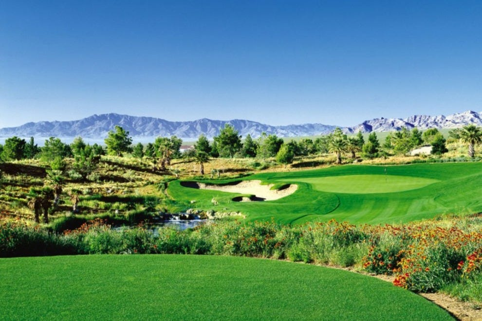 Primm Valley Golf Club – Lakes Course