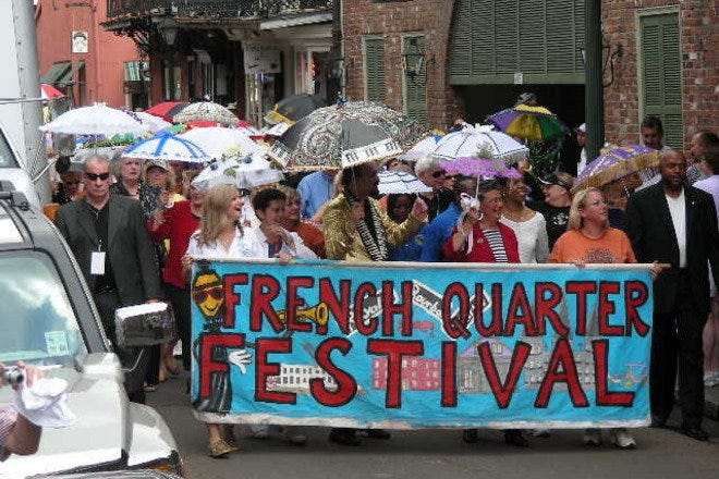 Free Things to Do in New Orleans