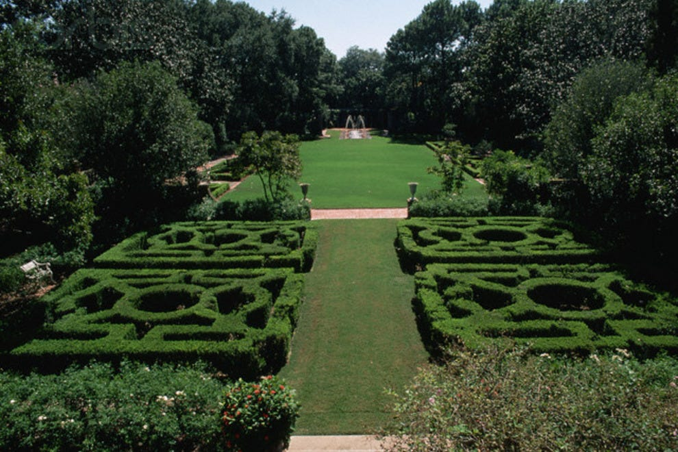 Longue Vue House And Gardens New Orleans Attractions