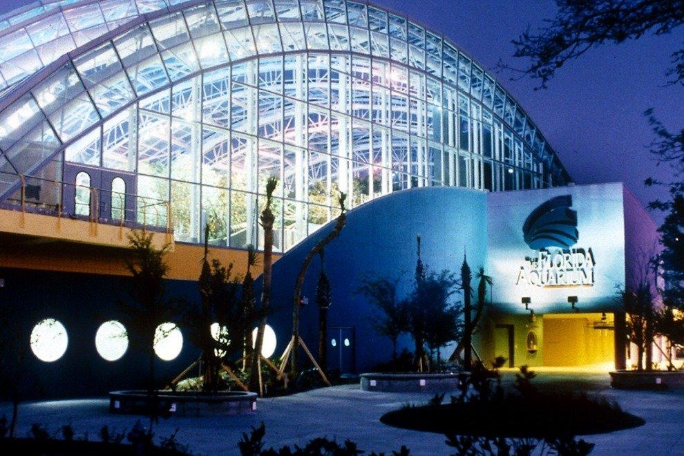 佛罗里达水族馆