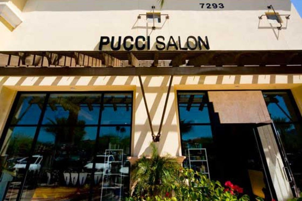 Pucci salon and day spa scottsdale attractions review for Attractions salon