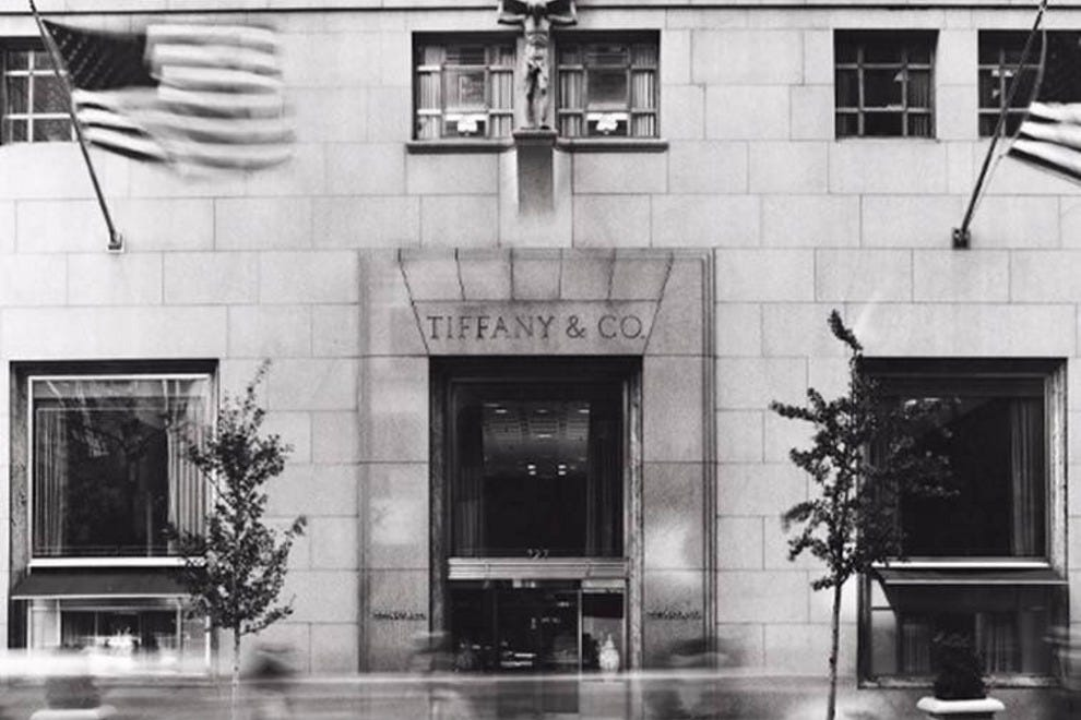 Tiffany And Co New York
