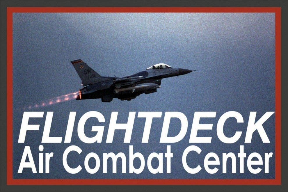 Flightdeck Air Combat Center