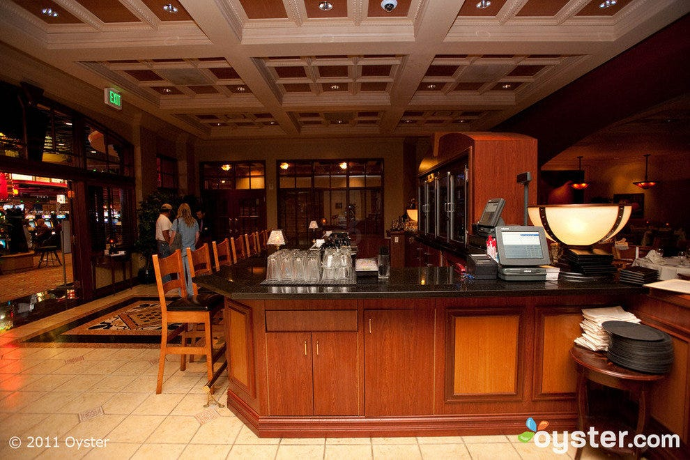 Waverly S Steak House Located Inside Cannery