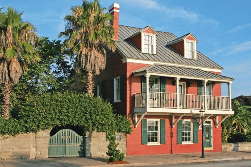 Harrys Seafood Bar Grille St Augustine Restaurants Review