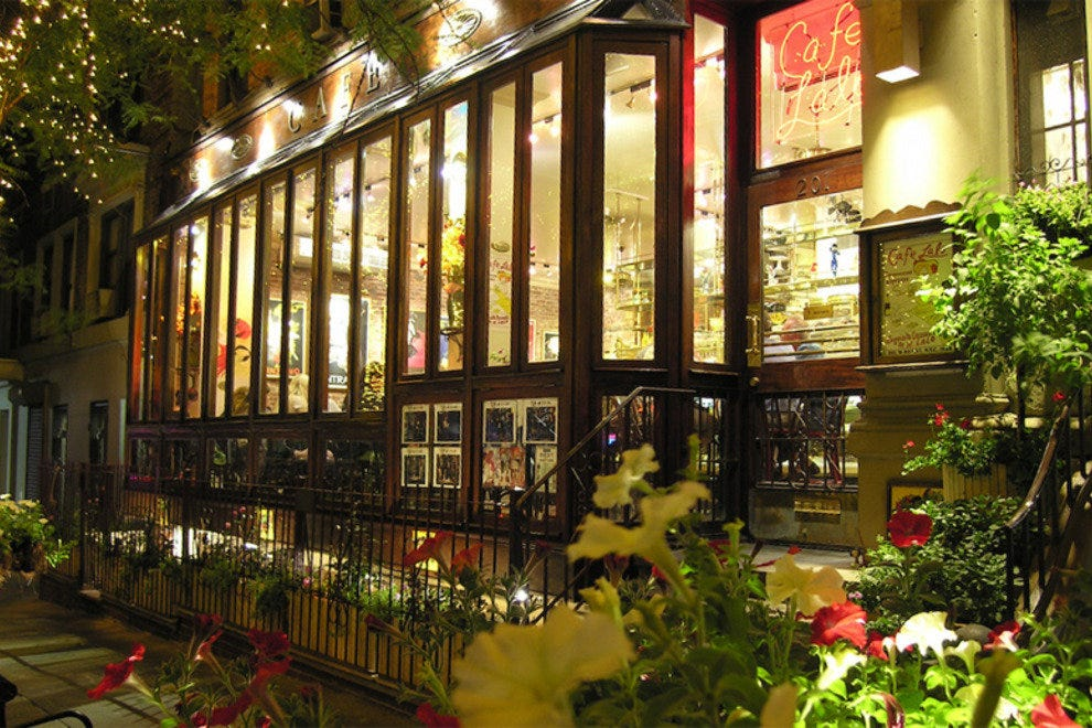 Cafe Lalo New York Ny