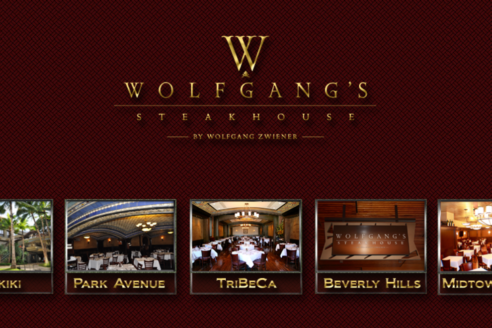 Wolfgang's Steak House - 54th Street