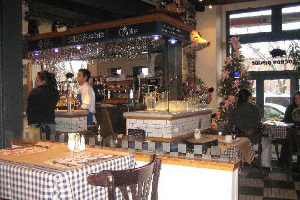 Le cochon dingue québec city restaurants review best