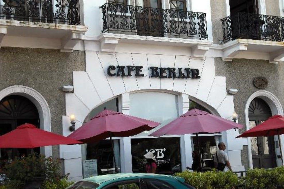 Mexican Restaurant Old San Juan Puerto Rico